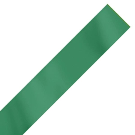 Metallic Streamer - 2 in. - Green