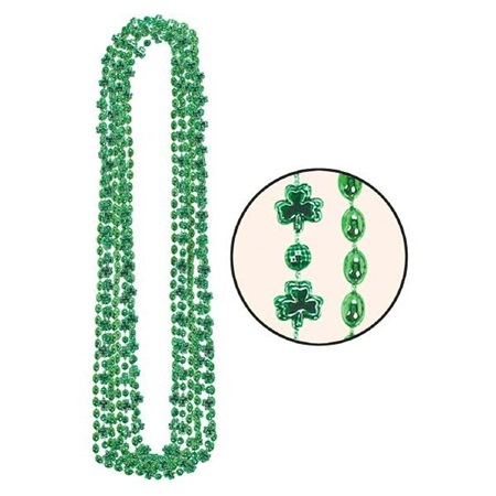 Shamrock Multipack Bead Necklaces