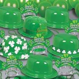 Luck of the Irish Party Assortment for 50