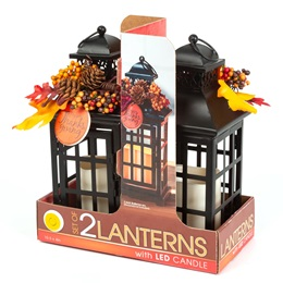 Thanksgiving Lantern Set