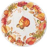 Autumn Leaves Dinner Plates