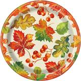 Berries & Leaves Luncheon Plates