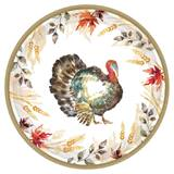 Classic Thanksgiving Dinner Plates