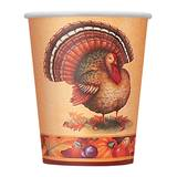 Festive Turkey Cups