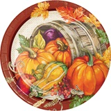 Plentiful Harvest Luncheon Plates