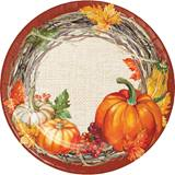 Plentiful Harvest Dinner Plates