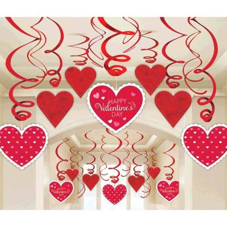 Valentine Hearts Swirl Value Pack
