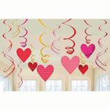 Fancy Valentine Heart Swirl Pack