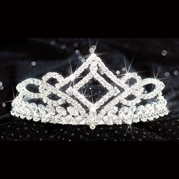 Athena Tiara, 2 in.