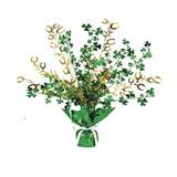 Shamrock & Horseshoe Gleam 'N Burst Centerpiece