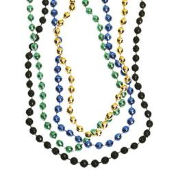 Beads Assorted Colors 7MM 33 in