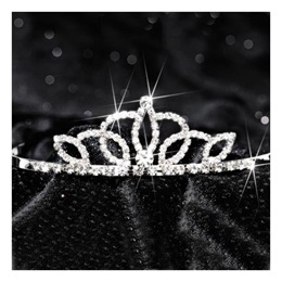 Lady-In-Waiting Tiara