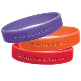Personalized Laser Engraved Wristband