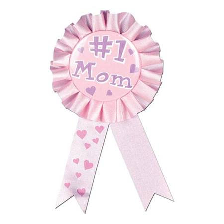 Mom Award Ribbon
