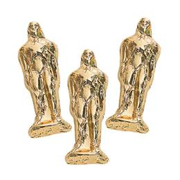 Gold Statue Chocolates