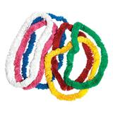 Assorted Poly Leis - 144 per pkg