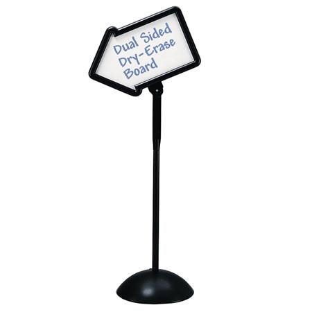 Arrow Dry-Erase Message Sign