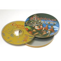 Christmas Favorites Music CD