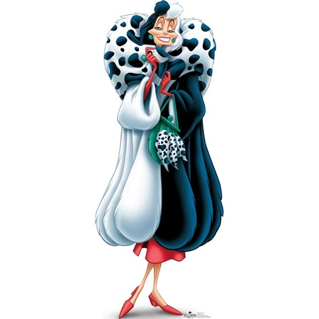 Cruella De Vil Stand-Up