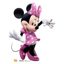 Minnie Mouse Stand-Up