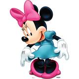 Blue Dress Minnie Mouse Stand-Up