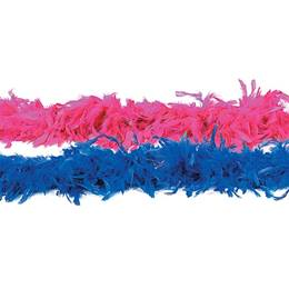 Feather Boa - 6 ft