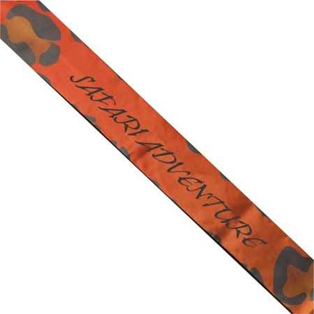 Personalized Full-Color Sash