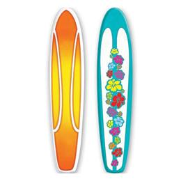 Jointed Surf Board Cut-out