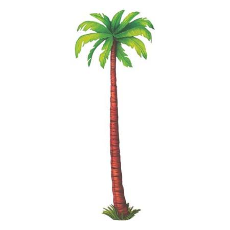 Jointed Palm Tree Cut-out