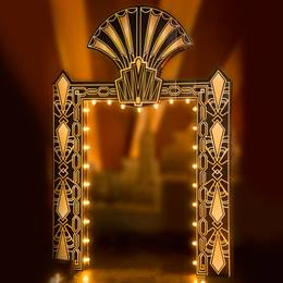 Art Deco Arch Kit