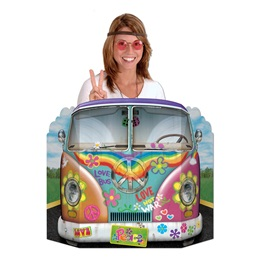Hippie Bus Photo Op