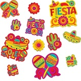 Fiesta Value Pack Cutout Assortment, 30/pkg