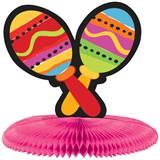 Fiesta Mini Honeycomb Centerpieces, 3/pkg