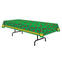 Chili Pepper Table Cover