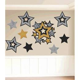Star Cutouts Value Pack