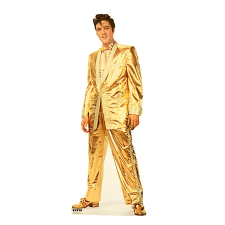 Elvis Presley Photo Stand Up