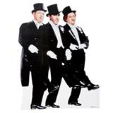 Three Stooges in Tuxedo Stand-Up