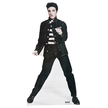 Elvis-Jailhouse Rock Stand-Up