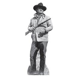 John Wayne -True Grit Stand-UP
