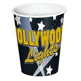 Hollywood Lights 9 Ounce Cups