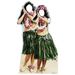 Hula Girls Stand-Up