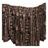 Hawaiian Tapa Tableskirt
