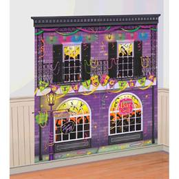 Mardi Gras Scene Setters -Wall Decorating Kit