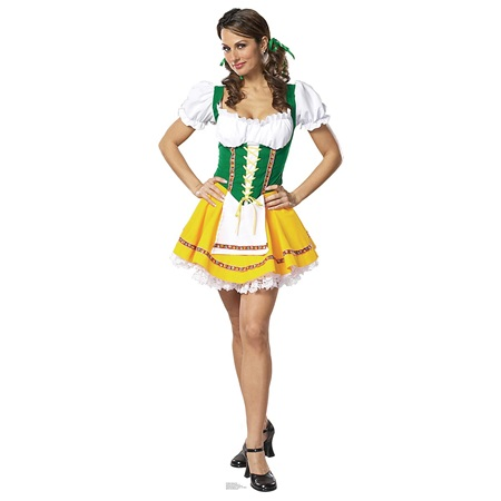 beer garden girl stand up m n party store