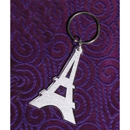 Eiffel Tower Key Tag
