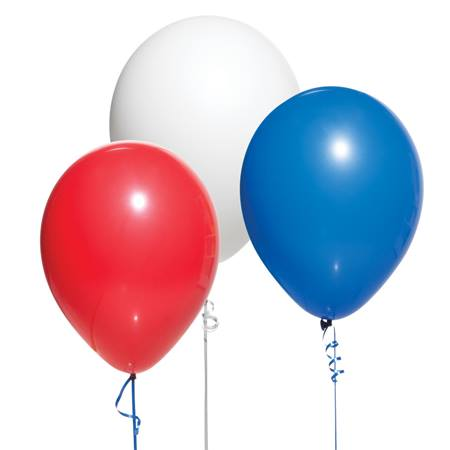 Red, White & Blue Balloon Pack