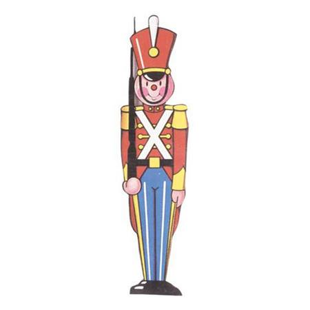Toy Soldier Cutouts