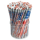 Patriotic Pencil Tub Assortment