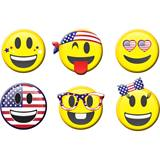 Patriotic Emoji Button Pack