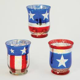 Mercury Americana Glass Hurricane
